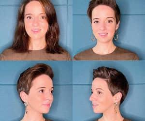 cabelos curtos, salaovirtual, and cortes femininos image