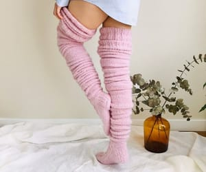 comfy, pink autumn, and fall fashion image