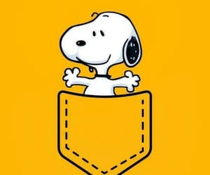 art, snoopy, and drawing image