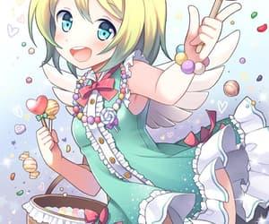 anime, candy, and kawaii image