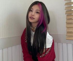 hair, k-pop, and kpop image
