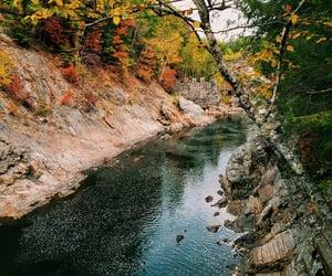 fall, hiking, and views image