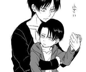 anime, eren yeager, and manga image