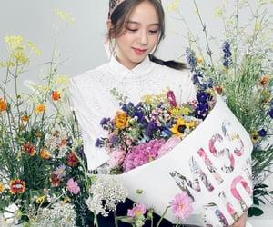 kpop, kim jisoo, and jisoo image