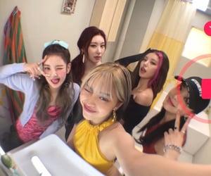 kpop, lia, and yuna image