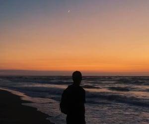 aesthetic, sunrise, and Algeria image