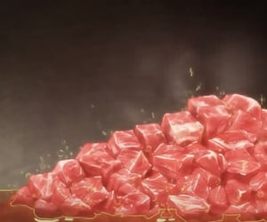 yummy, anime, and food image