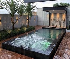 exterior, exterior design, and pool image
