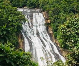 waterfall, waterfalls, and waterfallphotography image