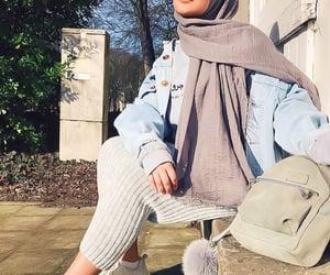 denim, jeans, and Blanc image