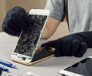 cellphone, iphone, and iphonerepair image