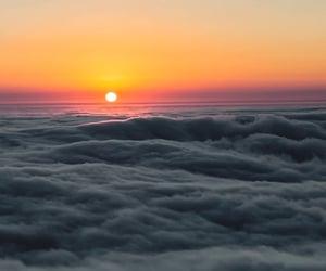 dawn, dusk, and sunrise image