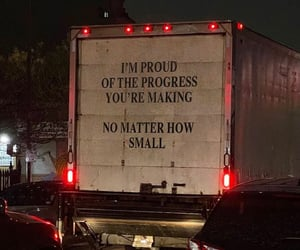 car, message, and quote image