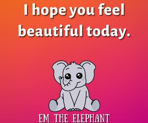 cuteness overload, elephants, and etsy image