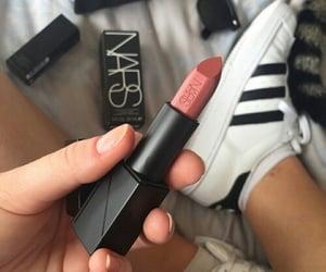 beauty, lipgloss, and makeup image