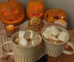 autumn, pumpkin, and delicious image