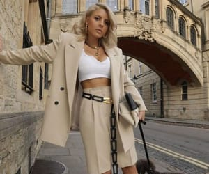 accessories, beige, and outfit image