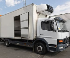 chiller van company dubai, freezer truck dubai, and van chiller company dubai image