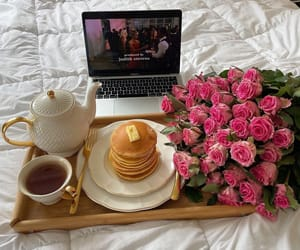 chill, food, and pancakes image