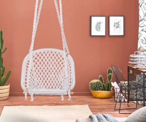 swings, swing chair, and adult swing chair image