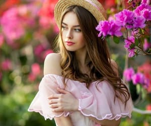 fashion, girl, and pinterest image