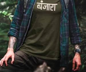 banjara t-shirt and unisex printed tshirt image