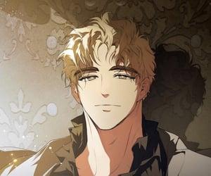 anime, manga, and divine image