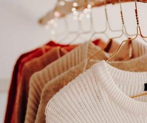 sweater, fashion, and autumn image