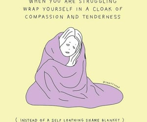 kindness, mental health, and rest image