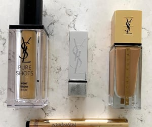 beige, cosmetics, and Foundation image