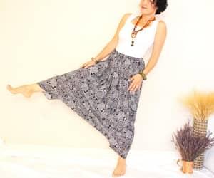 etsy, plus size, and yoga pants image