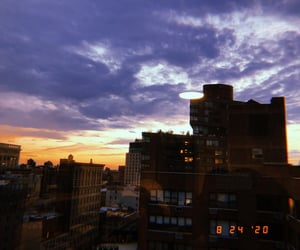 August, new york, and huji image