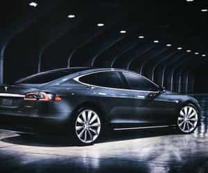 electric cars, tesla model s, and tesla model x image