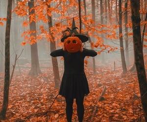 Halloween, inspiracion, and bruja image
