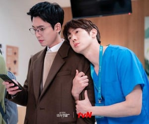 doctor, kpop, and friends image