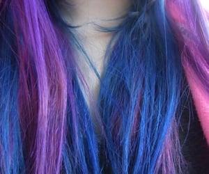 blue hair, hair, and twilight sparkle image