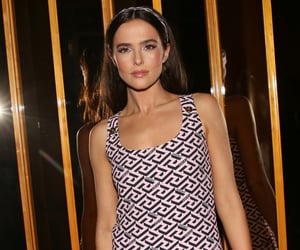 fashion, Versace, and zoey deutch image