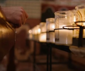 advent, candle, and catholicism image