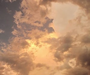 beige, cloud, and light image