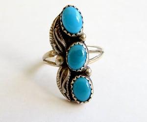 etsy, southwest style, and size 6 ring image