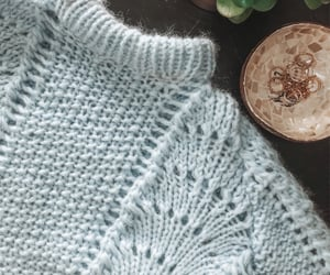 autumn, craft, and wool image