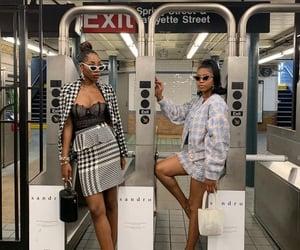 fashion, New York Fashion Week, and nyfw image