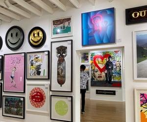art, brighton, and colour image