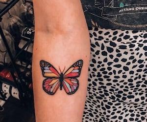 bodyart, ink, and tattoo image