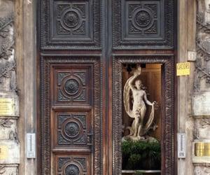amazing, art, and door image