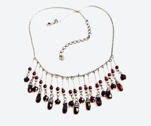 etsy, vintage jewelry, and boho necklace image