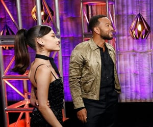john legend, Queen, and reality image