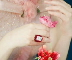 bijoux, rubies, and bling image
