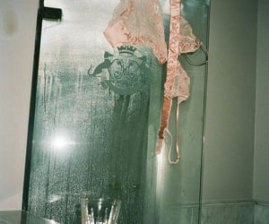 aesthetic, bathroom, and bra image