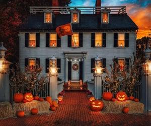 autumn, pumpkins, and September image